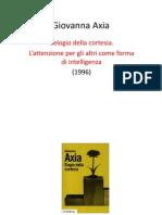 Elogio Della Cortesia