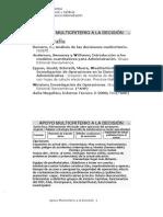 07 - MCA Teorico Multicriterio