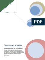 Transreality Ideas