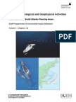Atlantic OCS  Proposed Geological and Geophysical Activities