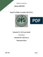 PAU Report