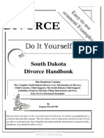 South Dakota Divorce Handbook