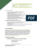Programa Economi Empresarial UPSA