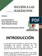 Diapositivas PON