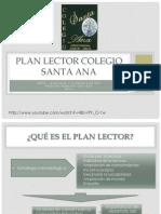 Plan Lector Colegio Santa Ana