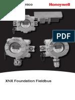 12851 XNX Foundation Fieldbus MAN0913 Rev1 ES