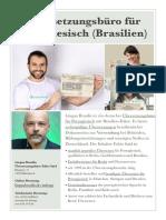 Beeidigter Übersetzer für brasilianisches Portugiesisch
