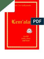 LEM'ALAR-SAİD NURSİ