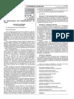 DS 012-2012-PCM