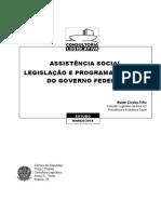 21. Projetos e Programas Em Serviço Social.