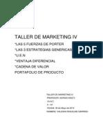 Taller de Marketing IV