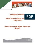 HSD Blueprint Vision 2022 Final