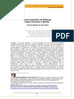 Processo de Desenvolvimento de SoftwarePB