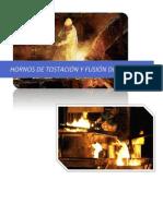 Hornos de Tostacion y Fusion de Minerales Practica Nº2