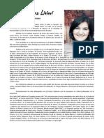 Jaquelina Livieri - CV Oficial