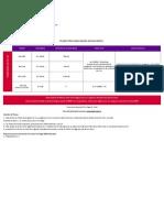 Oferta Planes BAM Pre-Pago 4GLTE y 3G-Con IVA