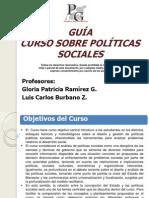 Curso Sobre Políticas Sociales