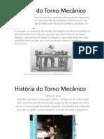 História Do Torno Mecânico (1)