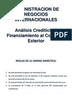 Anàlisis Crediticio Financ.C.E.2014-1 I