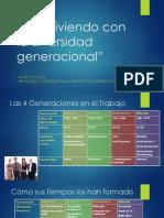 Marcela Leon Conviviendo Con La Diversidad Generacional
