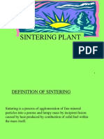 Sintering Plant at a Glance - Copy