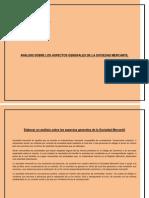 Elaborar Un Análisis Sobre Los Aspectos Generales de La Sociedad Mercantil