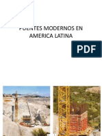 Puentes Modernos en America Latina 2
