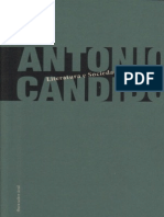 Antonio Candido - Literatura e Sociedade
