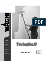 wagner Turboroll Manual