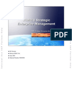 Strategic Enterprise Management SEM010_EN_30A_FV