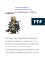 Treantmonk's Guide to Bards Pathfind