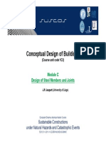 Module c Design of Steel Members and Joints
