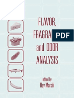Flavor Fragance and Odor Analysis (2002)
