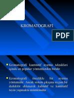 1 KROMATOGRAFİ