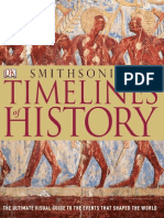 Timelines of History, The Ultimate Visual Guide (Smithsonian)