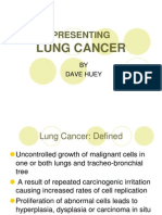 Dave Lung Cancer