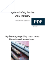 3 1b Silverstone System Safety for the Oil and Gas Industry