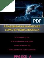 Pengembaraan Angkasa Lepas & Proba Angkasa