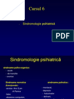 Cursul 6-Sindromologie Psihiatrica
