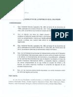 Decreto 749 Reformas Ley Contra El Lavado de Dinero y Activos Julio2014-2