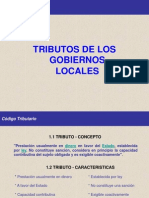 Tributos Administrados Por Gob.locales