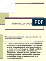 Atención a La Diversidad 2