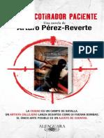 El Francotirador- Presentación Del Libro DOSSIER ALFAGUARA