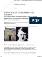 Why We Can 'See' the House That Looks Like Hitler _ Science _ the Observer
