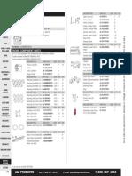 Catalogo de Partes Para Motor