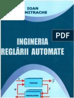 Ingineria Reglarii Automate by Dumitrache, 2005