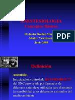 ANESTESIOLOGIA BASICOS