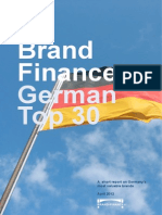 Brandfinance Germany Top 30 Report 2012 English