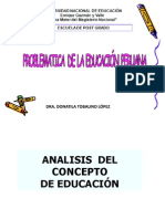 3. DIAPOSITIVA Problematica Educativa Modificado