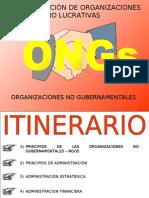 ADMINISTRACION DE ONG